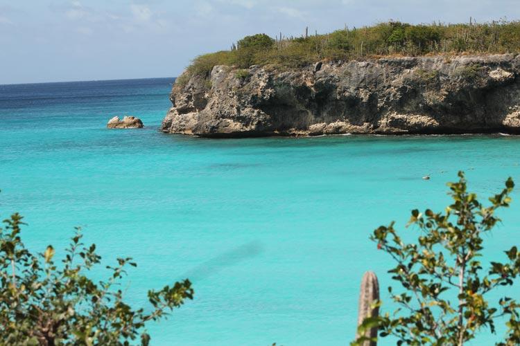Praia de Kinepa, uma das mais bonitas e menos turísticas da ilha
